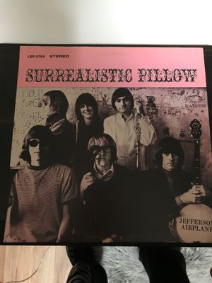 Surrealistic Pillow Jefferson Airplane for Sale in Woodinville, WA