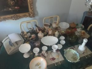 Assortment of antique items for Sale in Grand Prairie, TX