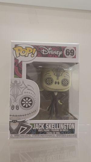 JACK SKELLINGTON # 69 Funko POP! (Nightmare Before Christmas) for Sale in Glendale, CA