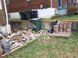 Free Bricks! for Sale in Washington, DC