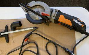 """4 1/2 inch Circular Saw """" WORX """" 3 year warranty for Sale in Ripon, CA"""