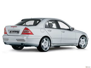 Mercedes Benz w203 c class dtm rear bumper body kit liquidation sale for Sale in Baldwin Park, CA