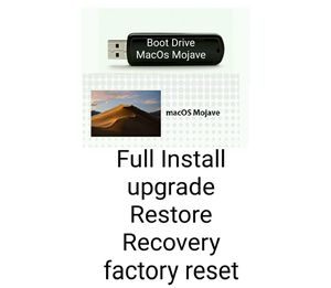 USB MacOs Mojave for Sale in Freehold, NJ