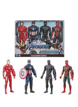 "Marvel Avengers 12 "" Action Figures Titan Hero Series 4 pack for Sale in New York,  NY"
