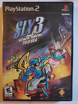 Sly cooper 2 and 3 bundle for Sale in Goldfield, IA