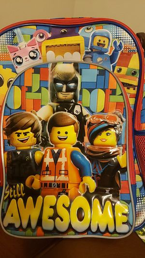 Lego Movie bacpack $10 for Sale in Pico Rivera, CA