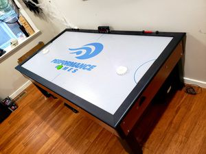 Performance Games Blade Rush Air Hockey Table for Sale in Kenmore, WA