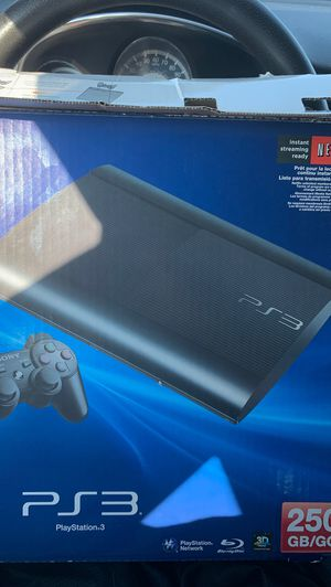 PS3 good condition with 3 games for Sale in Dearborn, MI