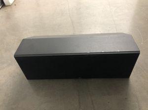 Polk audio center channel speaker for Sale in Baltimore, MD