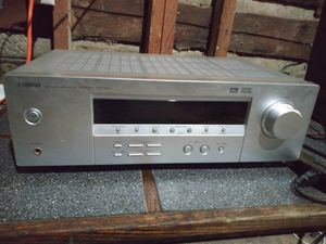 Yamaha 220w receiver and speakers for Sale in Fresno, CA
