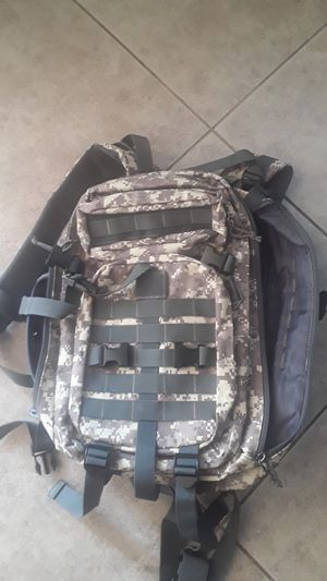 Camouflage backpack for Sale in Phoenix, AZ
