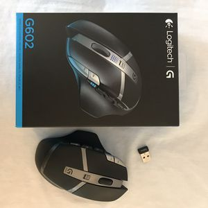 Logitech G602 wireless mouse for Sale in New Market, MD