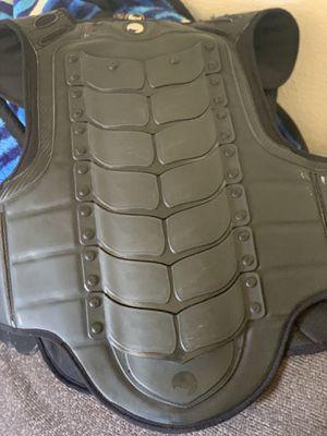 Armadillo motorcycle vest for Sale in Fresno, CA
