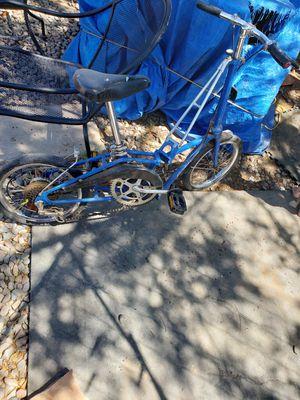 Fold up bike for Sale in Buckeye, AZ