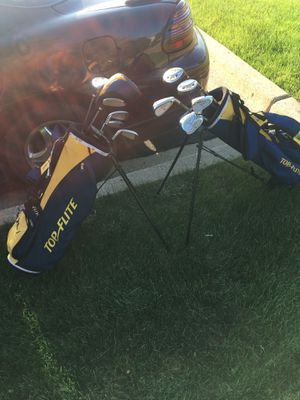 junior golf clubs top flite for Sale in Chicago, IL