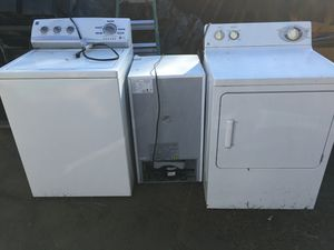 Kenmore washer and dryer $230 for Sale in Santa Ana, CA