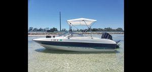 Boat 17 pies bayliner 96 for Sale in Princeton, FL