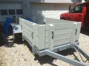 Utility trailer for Sale in North Ridgeville, OH