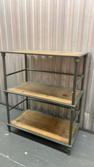 MUST gO!!! Industrial style shelfs unit for Sale in Miami, FL