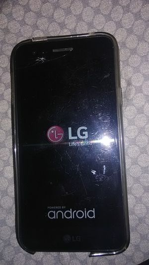 Lg phone at&t puo sanger for Sale in Sanger, CA