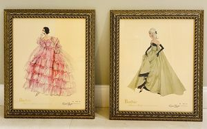Robert Best Barbie Collection Limited Edition Prints for Sale in LAUD LAKES, FL