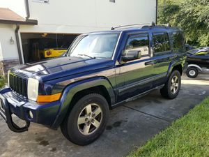 2006 Jeep commander Mechanic Special . or Parts for Sale in Apopka, FL