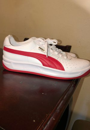 Brand New Puma GV special Sz11 red and white for Sale in La Puente, CA