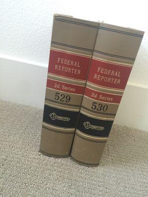 decorative law books for Sale in Austin, TX