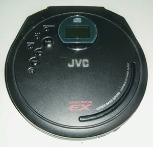 JVC Portable CD Player for Sale in Brevard, NC