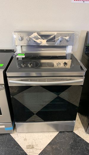 BRAND NEW SAMSUNG NE59M4320SS ELECTRIC STOVE for Sale in Lawndale, CA