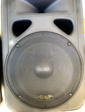 "Patron Pro Audio 16"" DJ Speaker for Sale in Scottsdale, AZ"