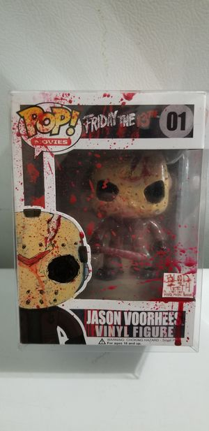 Custom Bloody Jason Pop for Sale in Santee, CA