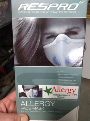 Allergy face mask for Sale in Fresno, CA