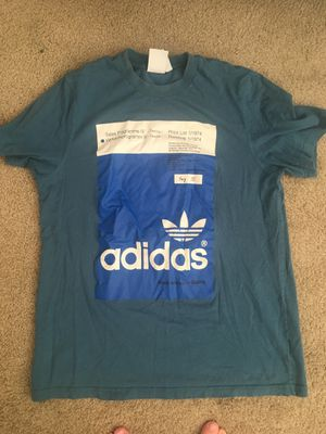 Adidas shirt for Sale in West Jordan, UT
