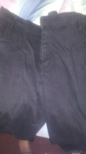 Venezia black jeans size 26 for Sale in Wichita, KS