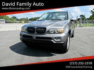2006 BMW X5 for Sale in New Port Richey, FL