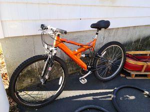 Mountain bike, girls bikes and children's LL Bean sled for Sale in Walpole, MA