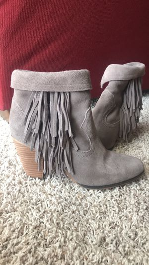 Steve Madden fringe booties for Sale in Plano, TX