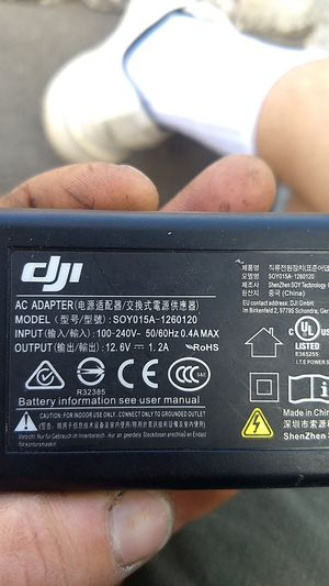DJI drone battery charger for Sale in Norwalk, CA