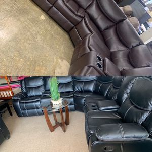 Secional new for $1100 for Sale in Fort Worth, TX