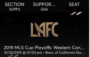 Tickets LAFC vs Galaxy for Sale in Los Angeles, CA