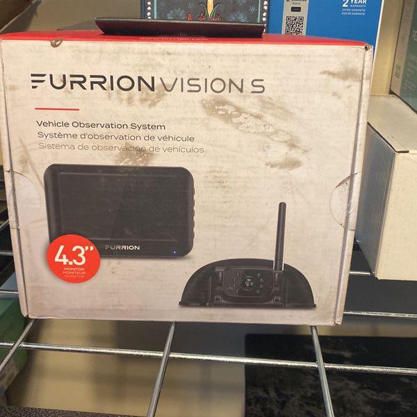 Furrion Vision S Vehicle Observation System