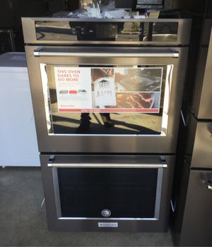 Kitchen aid black stainless steel appliances! for Sale in Modesto, CA
