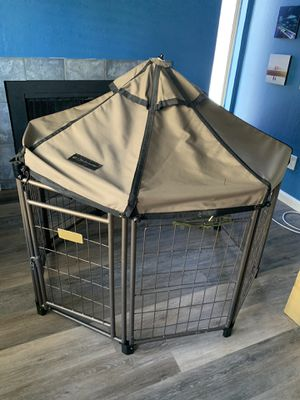 Dog crate and accessories (toys, treats) for Sale in Concord, CA