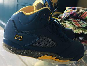 Kids Nike Jordan Retro 5, Size 1.5y for Sale in Nashville, TN