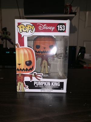 Pumpkin King Pop! for Sale in Canyon Country, CA