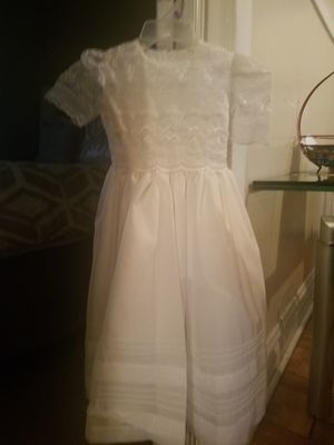 Baptismal or communion dress for Sale in Chicago, IL