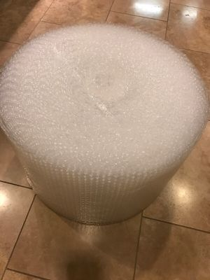 Bubble packing roll for Sale in San Diego, CA