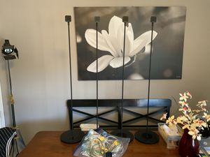 Sony IS100,IS10,IS50 Home Cinema Speaker with stand - 5 spekers / 4 with stand + 1 (central one) for Sale in San Diego, CA