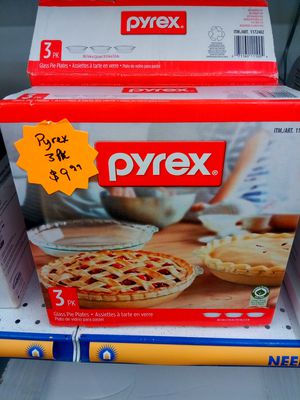 Pyrex 3 pack set for Sale in Union Park, FL